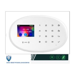 SG-GSM-TOUCH-LCD, alarmsysteem